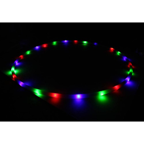 Speevers collapsible LED hoop